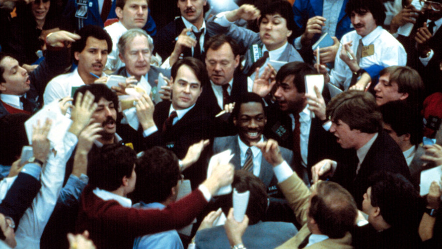 high speed trading places